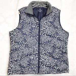 Land's End Down and Feather Puffer Vest